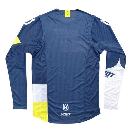 _Husqvarna Factory Replica Shirt   3HS210005200   Greenland MX_