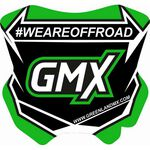 _GMX Mini-Tafel Aufkleber 5,5 x 5,5 cm   PU-MBFPEN-P   Greenland MX_