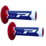 _Pro Grip 788 Triple Griffe Blau/Rot | PGP-788BLRD | Greenland MX_