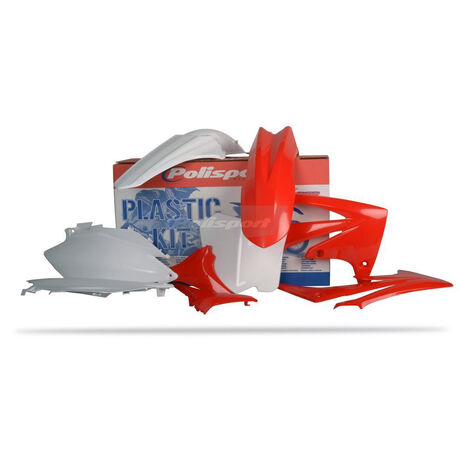 _Polisport Plastik Kit Honda CRF 250 2011-13 CRF 450 2011-12 | 90423 | Greenland MX_