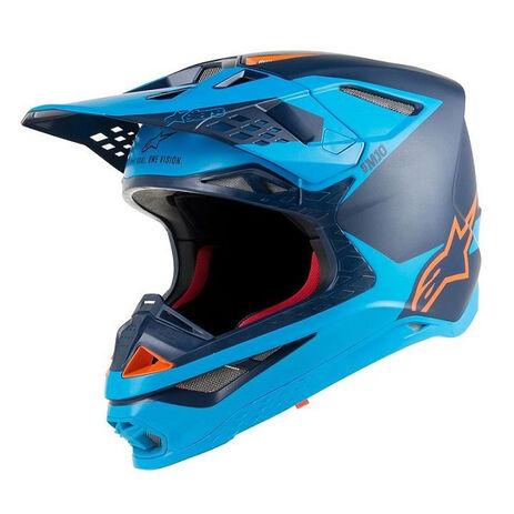 _Alpinestars Supertech S-M10 Meta Helm | 8300219-1174-P | Greenland MX_