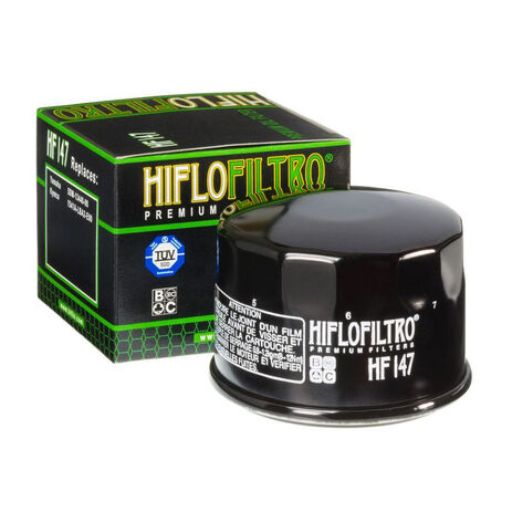 _Hiflofilto Ölfilter Yamaha YFM 660 Raptor 01-05   HF147   Greenland MX_