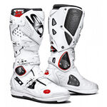 _Stiefel Sidi Crossfire 2 SRS Weiß | BSD2211100 | Greenland MX_