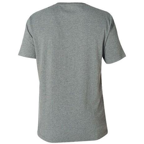 _Fox Scrubbed Airline T-shirt Grau   21210-572-P   Greenland MX_