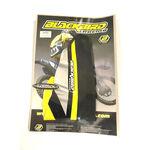 _Blackbird Sitzbankbezug Suzuki RM 125/250 01-08 | BKBR-1312 | Greenland MX_