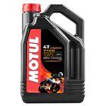 _Motul Öl  7100 10W50 4T 4L. | MT-104098 | Greenland MX_