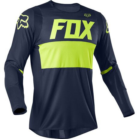 _Fox 360 Bann Jersey Marineblau | 24557-007 | Greenland MX_