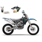 _Blackbird Team Yamaha Monster Energy Aufkleber Kit YZF 450 10-13   2240R   Greenland MX_