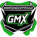 _GMX Mini-Tafel Aufkleber 5,5 x 5,5 cm   PU-MBFPDE-P   Greenland MX_