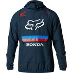 _Fox Honda Anorak Savage Jacke Marineblau | 25323-007-P | Greenland MX_