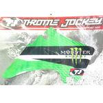 _TJ Kühlerflügel Aufkleber Kit TJ Kawasaki KX 125/250 03-08 | KKX0308 | Greenland MX_