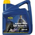 _Putoline Off Road 4 Takt Nano Tech Öl 4+ 10W-60 Oil 4 Liter | PT74026 | Greenland MX_