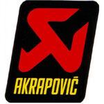 _Akrapovic Aufkleber Sticker 75x58 mm | SXS07540509 | Greenland MX_