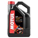 _Motul Öl  7100 10W30 4T 4L. | MT-104090 | Greenland MX_