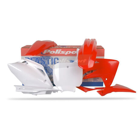 _Polisport Plastik Kit Honda CRF 150 07-18   90135   Greenland MX_