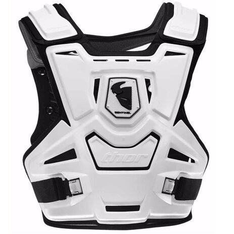 _Thor Sentinel CE Damen Brustpanzer Weiß | 2701-0781 | Greenland MX_