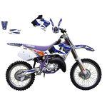 _Blackbird Aufkleber Kit Yamaha YZ 125/250 93-95 | 2236E | Greenland MX_