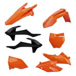 _Polisport Plastik Kit KTM EXC/EXC-F 17-18 Orange | 90707 | Greenland MX_