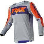 _Fox 360 Linc Jersey Grau/Orange | 23914-230 | Greenland MX_