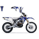 _Blackbird Dream 3 Aufkleber Kit Yamaha WR 450 F 12-16 | 2241E | Greenland MX_