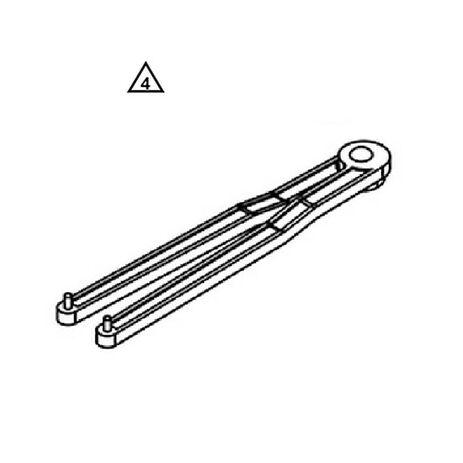 _Husqvarna 701 Supermoto 16-19 Stiftschlüssel | T103 | Greenland MX_