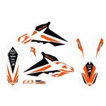 _Blackbird Dream 4 Aufkleber Kit Beta RR 2T/4T 13-17 | 2B03N | Greenland MX_