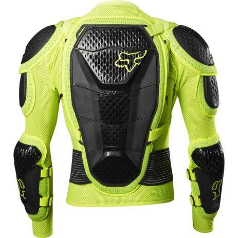 _Fox Titan Sport Body Protektoren-Jacke Gelb Fluo | 24018-130 | Greenland MX_