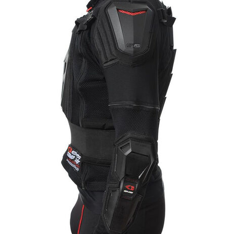 _EVS Comp Suit Body Protektoren-Jacke Schwarz | CSBKP | Greenland MX_