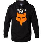_Fox Legacy Heritage Sweatshirt Schwarz | 20719-001-P | Greenland MX_