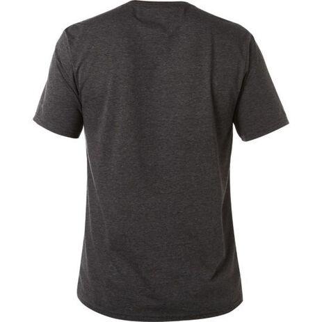 _Fox 74 Wins T-shirt Schwarz | 21617-243-P | Greenland MX_