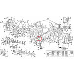 _Hot Rods Kurbelwelle Yamaha YZ 250 01-02 | 4038 | Greenland MX_