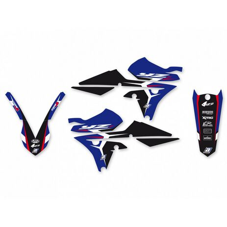 _Blackbird Dream 4 Aufkleber Kit Yamaha YZ 250/450 F 14-17 | 2243N | Greenland MX_
