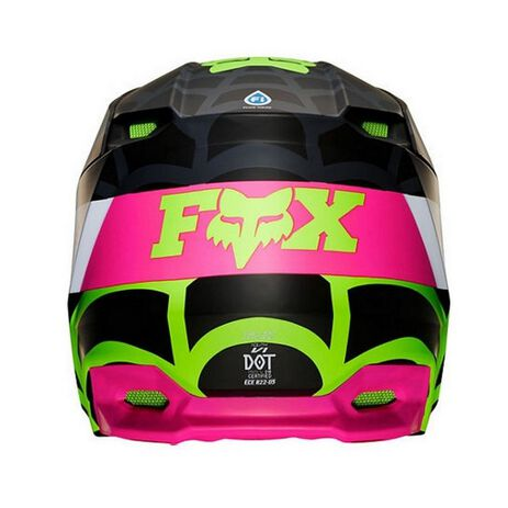 _Fox V2 Venin LE Helm | 24870-001-P | Greenland MX_