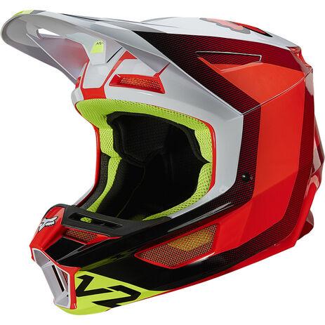 _Fox V2  Helm   25147-110   Greenland MX_