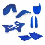 _Acerbis Plastik Full Kit Yamaha YZ/WR 250 19 Blau | 0023643.040-P | Greenland MX_