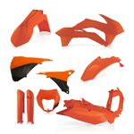 _Acerbis Plastik Full Kit KTM EXC/EXC-F 14-15 Orange | 0017204.010-P | Greenland MX_