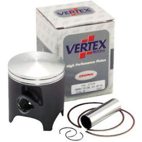 _Vertex Piston Kawasaki KX 250 92-97 1 Ring | 2244 | Greenland MX_