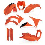 _Acerbis Plastik Kit KTM EXC/EXC-F 12-13 Orange | 0016234.010-P | Greenland MX_