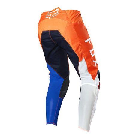 _Fox 180 Lovl Special Edition Hose Orange/Blau   26527-592   Greenland MX_