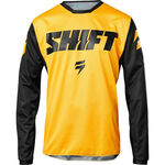 _Shift Whit3 Label Ninety-Seven Jersey Gelb | 19323-005-P | Greenland MX_