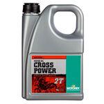 _Motorex Cross Power 2T Oil 4 Liter   MT003I002T   Greenland MX_