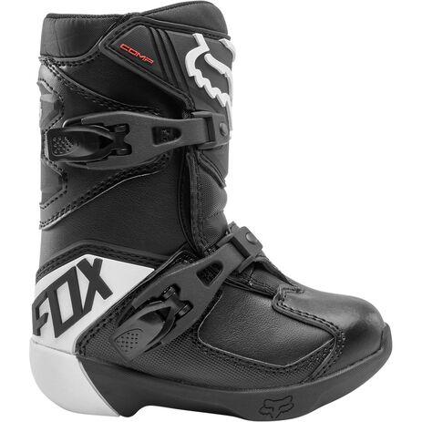 _Fox Comp K Kinder Stiefel Schwarz   24015-001   Greenland MX_