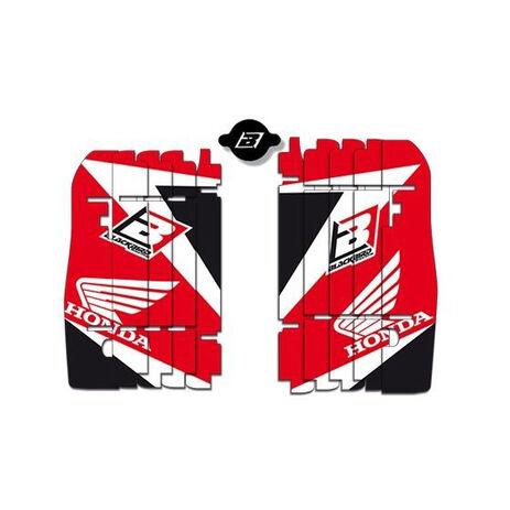 _Blackbird Kühlergitter Aufkleber Kit Honda CRF 250 R 0-13 CRF 450 R 09-12 | A102E | Greenland MX_