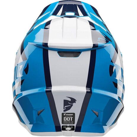 _Thor Sector Ricochet Helm Blau   01105160-P   Greenland MX_