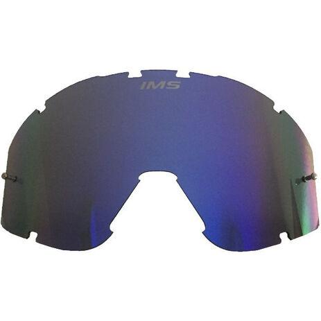 _IMS Prime Fluor Verspiegelt Glas Blau | IMS8005 | Greenland MX_