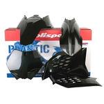 _Polisport Plastik Kit KTM SX/SX-F 07-10 EXC /EXC-F 08-11 Schwarz   90239   Greenland MX_
