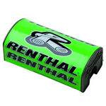 _Renthal Fat Bar Square Lenker Pad Grün | P282 | Greenland MX_