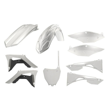 _Polisport Plastik Kit Honda CRF 450 F 17-.. Transparent | 90771 | Greenland MX_