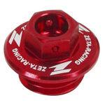 _Zeta Öleinfüllschraub Kawasaki KX 250 05-08 KX 250 F 04-14 KX 450 F 06-18 KLX 450 R 08-15 Rot | ZE89-2310 | Greenland MX_