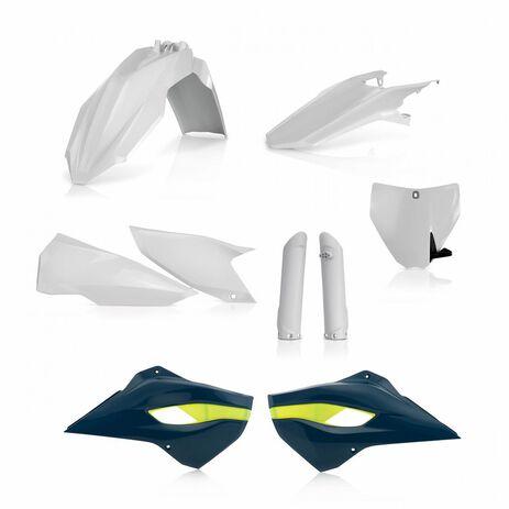 _Acerbis Plastik Kit Husqvarna TE/FE 2016 OEM 2016 | 0021819.553 | Greenland MX_
